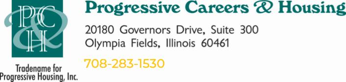 Progressive Careers & Housing